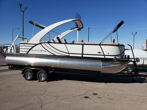 New South Bay 523rs 3.0 Pontoon Boat For Sale