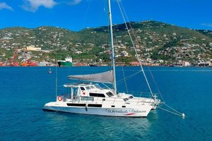 Used Royal Cape Catamaran Cruiser Boat For Sale