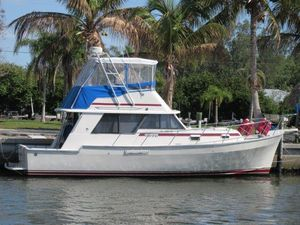 Used Mainship 34 MK III Trawler Boat For Sale