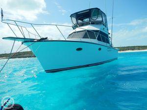 Used President 37 Sedan Fisherman Sports Fishing Boat For Sale