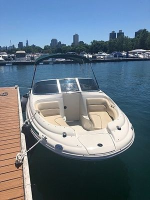 Used Sea Ray 190 BR Deck Boat For Sale