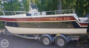 Used Glacier Bay 2260 CC Power Catamaran Boat For Sale