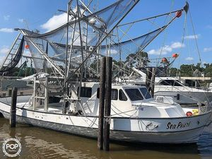 Used Bob's Net Shop 47 Commercial Boat For Sale