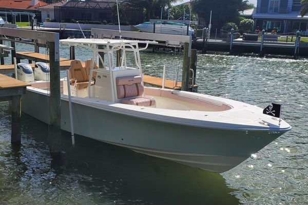 Used Sea Lion Saltwater Fishing Boat For Sale