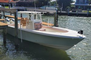 Used Sea Lion Center Console Fishing Boat For Sale