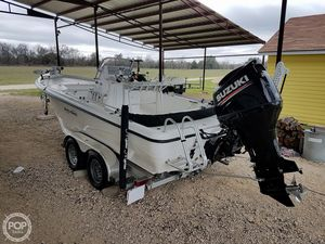 Used Blue Wave 2300 SL Bay Boat For Sale