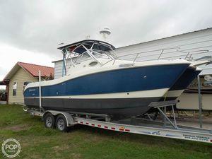 Used World Cat 270 EC Power Catamaran Boat For Sale