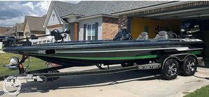 Used Skeeter Zx250 Bass Boat For Sale