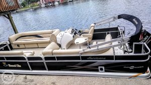 Used Hurricane 236 FunDeck Deck Boat For Sale