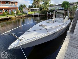 Used Stratos 3300 Center Console Fishing Boat For Sale