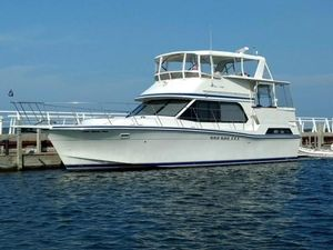 Used Chris-Craft 427 Motor Yacht Motor Yacht For Sale