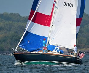 Used Bristol 31.1 Cruiser Sailboat For Sale