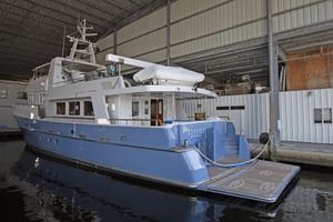 Used Proteksan Trawler Boat For Sale