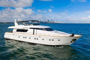 Used Sanlorenzo SL82 Motor Yacht For Sale
