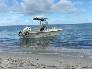 Used Carolina Skiff DLV 218 Skiff Fishing Boat For Sale
