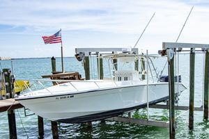 Used Marlin 350 Sport Fisher Cuddy Cabin Boat For Sale
