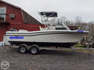 Used Grady-White 220 Bimini Walkaround Fishing Boat For Sale