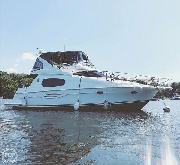Used Silverton 410 Sport Bridge Aft Cabin Boat For Sale