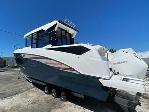 New Beneteau America Barracuda 27 Sports Fishing Boat For Sale