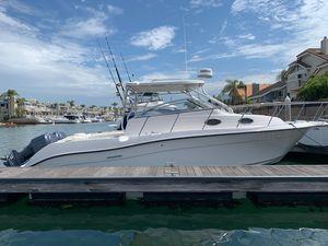 Used Seaswirl 2901 Saltwater Fishing Boat For Sale