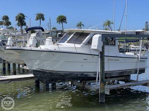 Used Shamrock Mackinaw 270 Downeast Fishing Boat For Sale