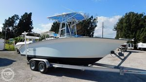 Used Cape Horn 22CC Center Console Fishing Boat For Sale