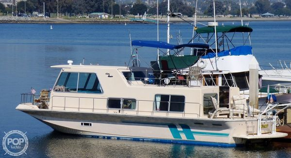 Used Holiday Mansion 39 Barracuda House Boat For Sale