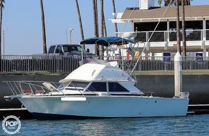 Used Bertram 28 FB Sports Fishing Boat For Sale