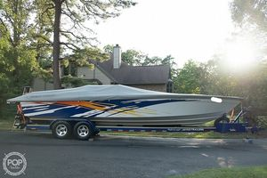 Used Power Play 33 Sportdeck High Performance Boat For Sale