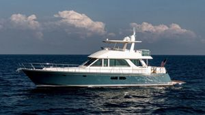 New Hunt Yachts Ocean 63 Motor Yacht For Sale