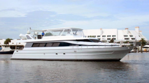 Used Tarrab Motor Yacht For Sale