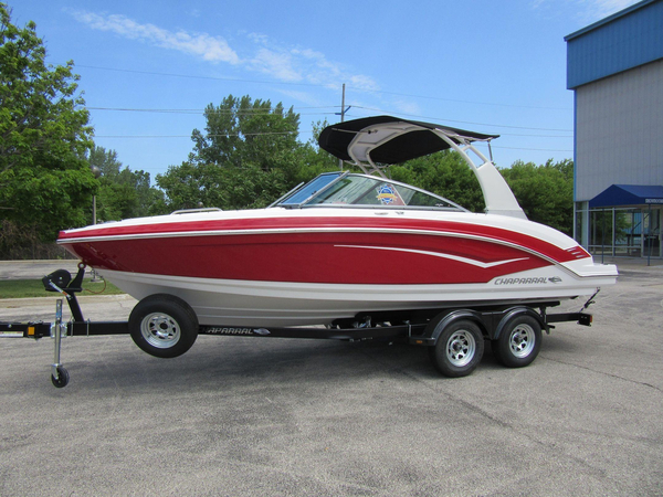 New Chaparral 223 Vortex VR Bowrider Boat For Sale