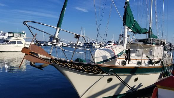 Used Csy Sloop Sailboat For Sale