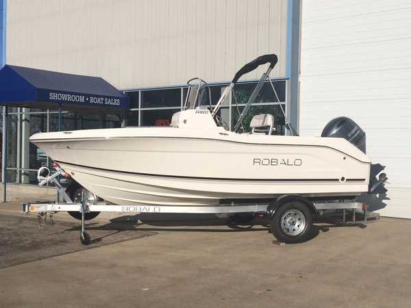 New Robalo R180 Center Console Freshwater Fishing Boat For Sale