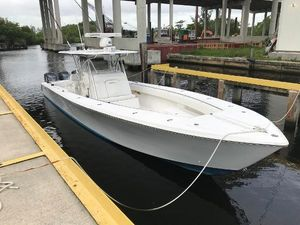 Used Seahunter Tournament 40 Center Console Fishing Boat For Sale