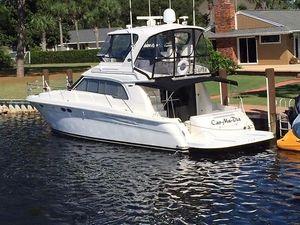 Used Sea Ray 480 Sedan Bridge Power Cruiser Boat For Sale