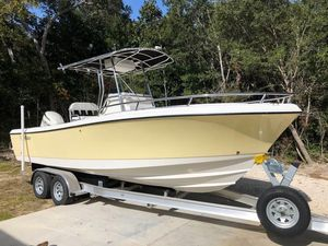 Used Edgewater 225 Center Console Fishing Boat For Sale