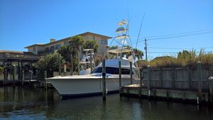 Used Buddy Davis 47 Sports Fishing Boat For Sale