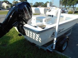 Used Key Largo 168 Bay Center Console Fishing Boat For Sale