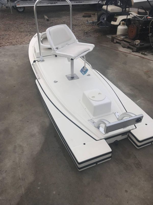 Used Custom Rigid X Fish Cruiser Boat For Sale