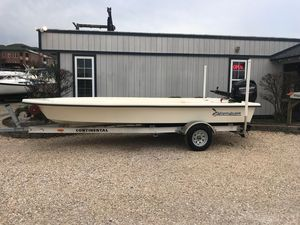 Used Mosquito Bay Skiffs Buzz Lite Xtr Skiff Boat For Sale