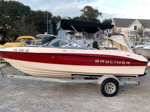 Used Bayliner 185 Runabout Boat For Sale