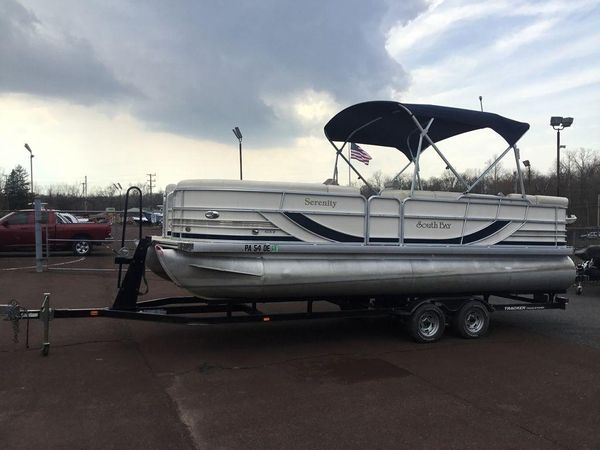 Used South Bay 922 Cr Pontoon Boat For Sale