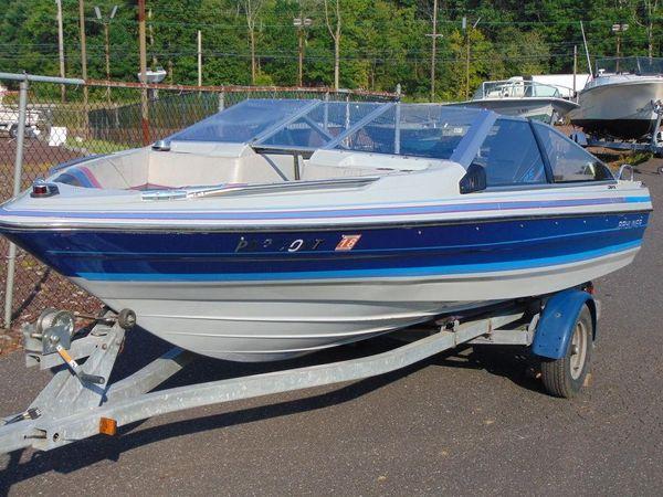 Used Bayliner 1700 Capri Bowrider Boat For Sale