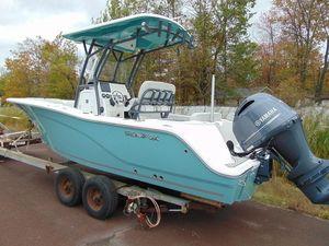 New Sea Fox 228 Commander Center Console Fishing Boat For Sale