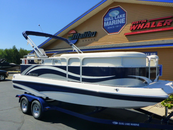 New Southwind 201L Hybrid Pontoon Boat For Sale