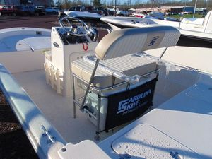 New Carolina Skiff 16 JVX CC Center Console Fishing Boat For Sale