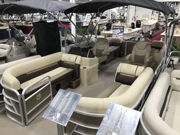 New Sweetwater SW 2186 SB Pontoon Boat For Sale