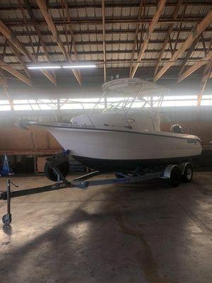 Used Sea Fox 23 Walk Around Cuddy Cabin Boat For Sale