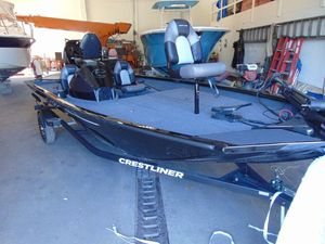 New Crestliner XF 189 Bass Boat For Sale